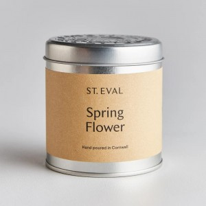 Spring Flower Scented Tin...
