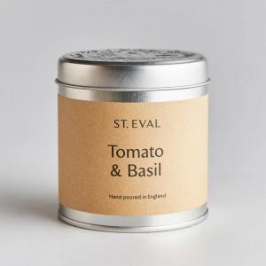 Tomato & Basil Scented Tin...