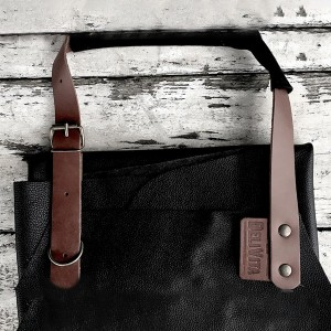 The Delivita Leather Apron