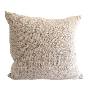 Natural Linen Luxury Cushion
