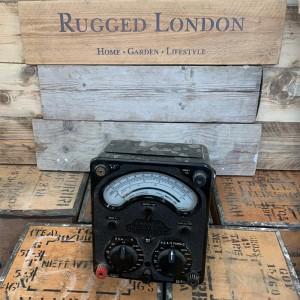 Old vintage salvage app meter