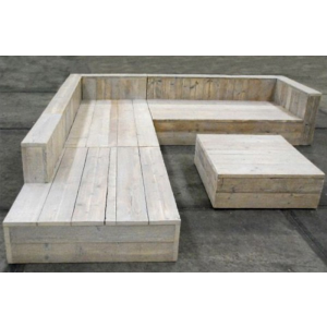 Large outdoor corner sofa +...