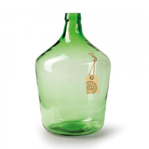 Eco Bottle Vase Green - Large