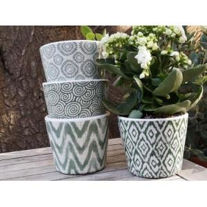 Plant Pot Jardin Green -...