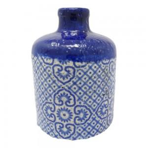 Pablo Azul Vase Bottle
