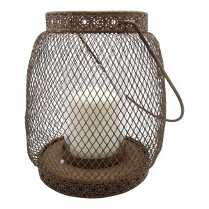 Lantern Pescador - Antique...