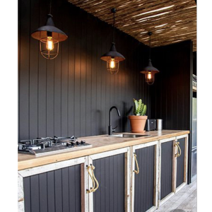 Seaside Outdoor BBQ Kitchen...
