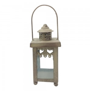 Lantern Casita - Antique Rust