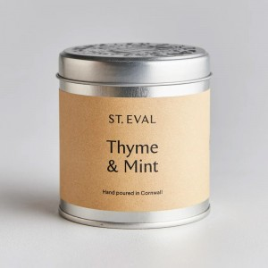 Thyme & Mint Scented Tin...